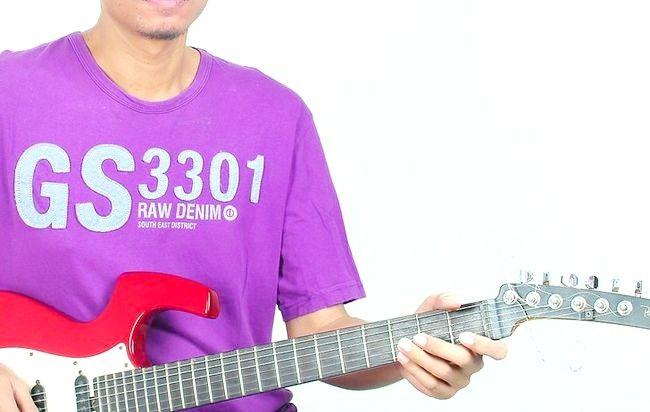 गिटार चरण 6 पर प्ले द ब्लूज़ नामक चित्र