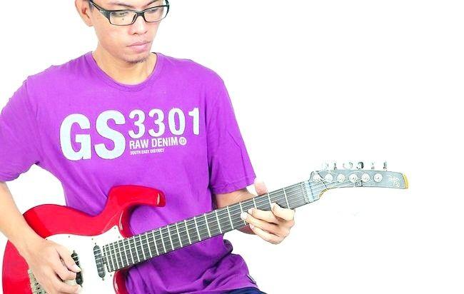 गिटार चरण 7 पर प्ले ब्लूज़ शीर्षक वाला चित्र