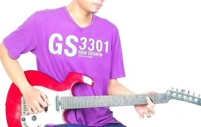गिटार चरण 10 पर प्ले द ब्लूज़ नामक चित्र