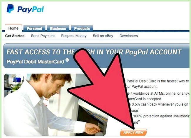 पेपैल डेबिट कार्ड का उपयोग कैसे करें