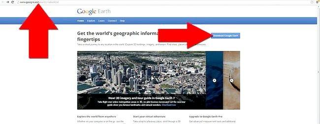 Google धरती का उपयोग कैसे करें