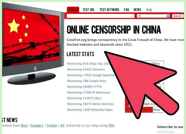 चीन में Google का उपयोग कैसे करें