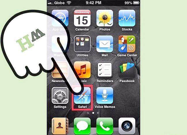 IPhone पर पूर्ण स्क्रीन मोड का उपयोग कैसे करें