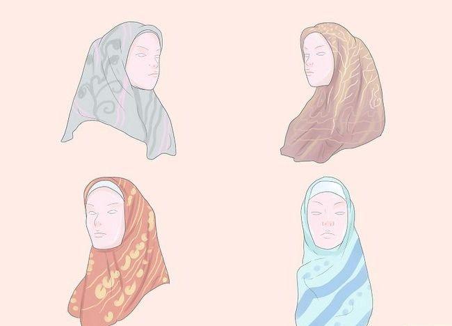 पिक्चर शीर्षक से एक हिजाब चरण 2 पहनें
