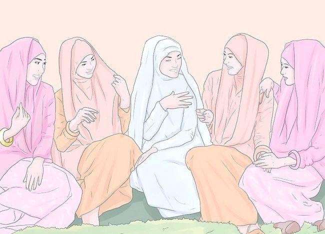 पिक्चर शीर्षक से हिजाब चरण 6 पहनें
