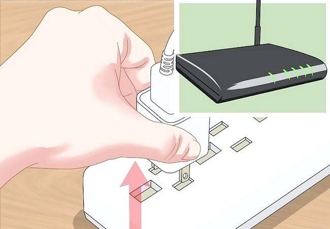 चित्र शीर्षक वायरलेस कार्ड के रूप में वायरलेस रूटर का उपयोग करें चरण 2