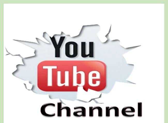 आपकी यूट्यूब प्रोफाइल पृष्ठभूमि पहचान के रूप में एक चित्र का प्रयोग करें शीर्षक वाला चित्र