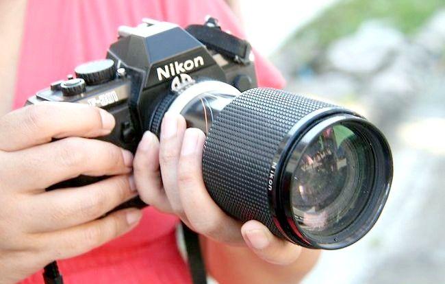 चित्र शीर्षक एक कैमरा चुनें चरण 9