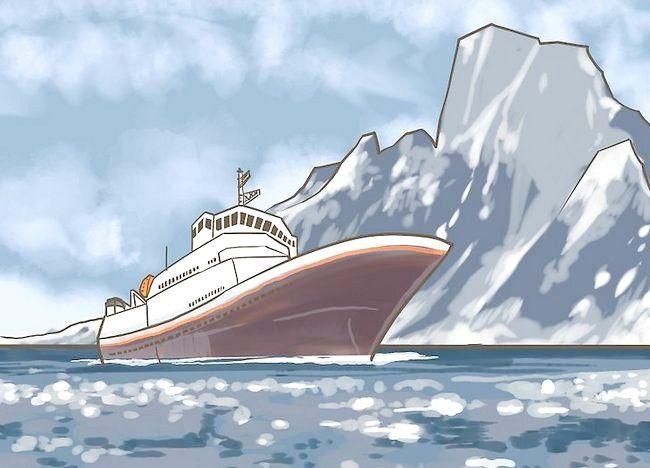 कैसे अंटार्कटिका के लिए यात्रा करने के लिए